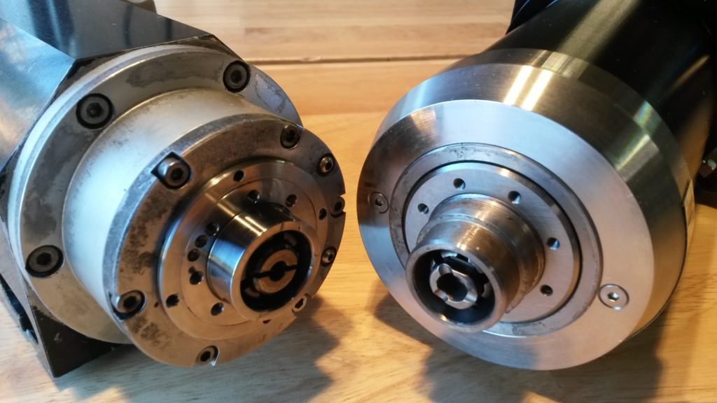 Spindle Comparison: 70C vs IMT ECO80 Model
